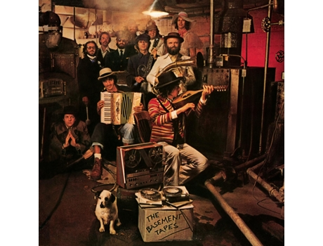 CD Bob Dylan - The Basement Tapes (Jewel Case Version) — Pop-Rock