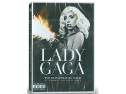 DVD Lady Gaga - The Monster Ball Tour at Madison Square Garden — Pop-Rock