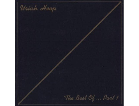 CD Uriah Heep - The Best Of... Part 1