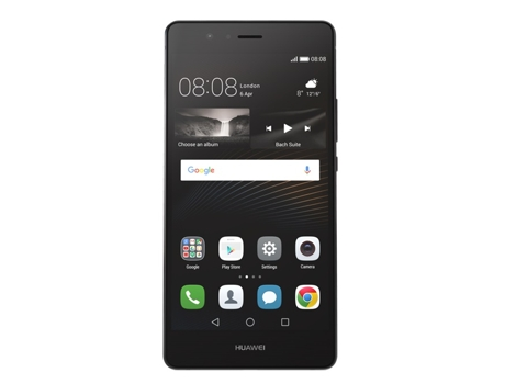 Smartphone MEO HUAWEI P9 Lite 4G Preto — Android 6.0 / 5.2'' / 4G / Octa-Core 4x2 GHz
