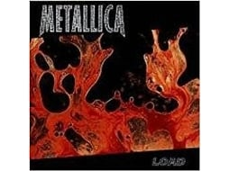 CD Metallica - Load — Metal/Hard