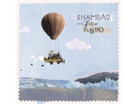 CD/DVD Chambao - En El Fin del Mundo — Pop-Rock
