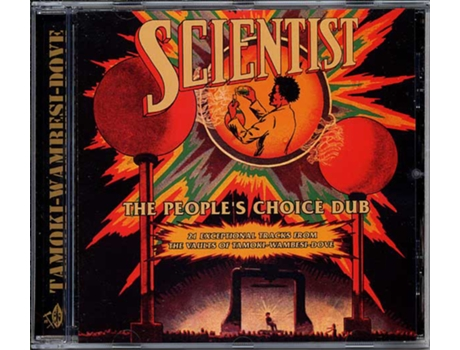 CD Scientist - The People's Choice Dub