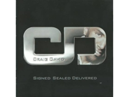 CD Craig David - Signed Sealed Delivered — Pop-Rock