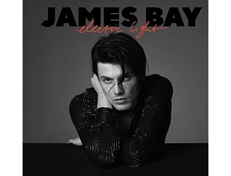 Vinil LP James Bay - Electric Light — Pop-Rock