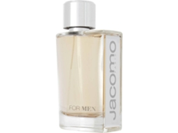 Perfume JACOMO Silver Men (100 ml)