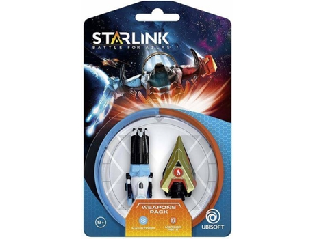 Figura Starlink UBISOFT Weapon Pack Hail Storm + Mete