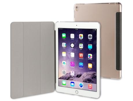 Capa iPad Pro MUVIT Smart Dourado