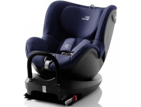 RÃ?MER  BRITAX - Cadeira Auto RÖMER  BRITAX Dualfix² R Moonlight Blue
