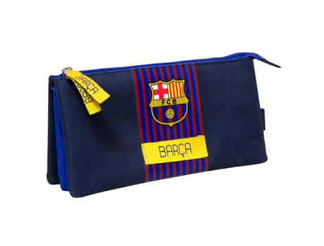 890351de3eff8 Estojo CYP FC Barcelona Triplo