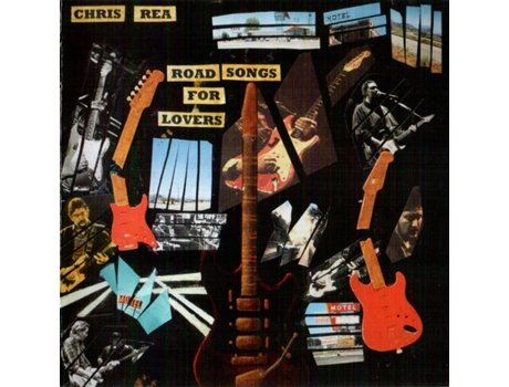CD Chris Rea - Road Songs For Lovers