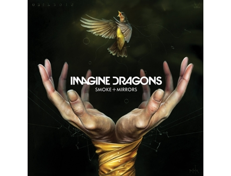 CD Imagine Dragons - Smoke And Mirrors — Inclui os singles ''Shots'' e ''I Bet My life''.''