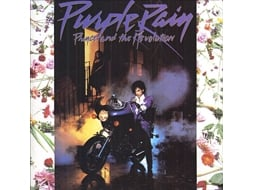 CD Prince - Purple Rain — Portuguesa