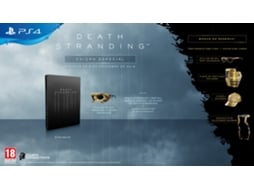Jogo PS4 Death Strading (Special Edition - M18)