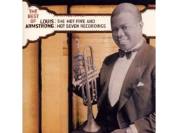 CD Louis Armstrong - Best of the Hot 5's & 7's — Pop-Rock