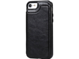 Capa iPhone 7 Plus, 8 Plus WISETONY Bailisheng-22 Preto