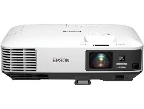 Projetor EB-2255U - WUXGA, Full HD, 5.000 lumens, LAN sem fios IEEE 802.11b/g/n, Entrada HDMI (2x)