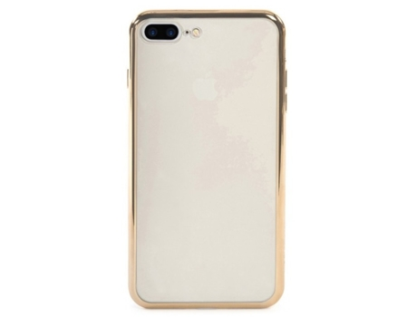 Capa iPhone 7 Plus TUCANO Elektro Flex Gold — Capa / iPhone 7 Plus