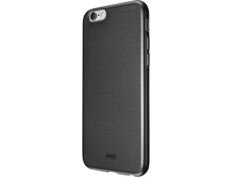 Capa iPhone 6 Plus, 6s Plus, 7 Plus, 8 Plus ARTWIZZ SeeJacket Preto — Compatibilidade: iPhone 6 Plus, 6s Plus, 7 Plus, 8 Plus