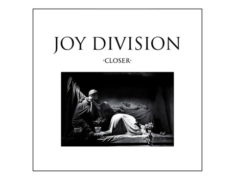 Vinil Joy Division - Closer — Metal / Hard
