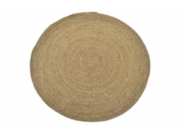 Tapete ITEM Fibra Nat 100x100 Circular — Tropical