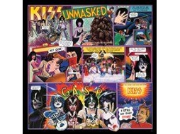 Vinil Kiss: Unmasked — Pop-Rock