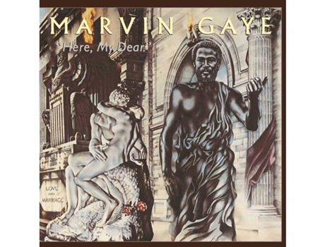 Vinil Marvin Gaye - Here, My Dear — Soul / Hip-Hop / ReB