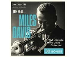 CD Miles Davis The Real Miles Davis — Jazz