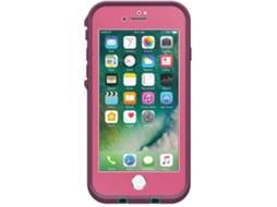 Capa Submersível LIFEPROOF iPhone 7 Rosa — Compatibilidade: iPhone7