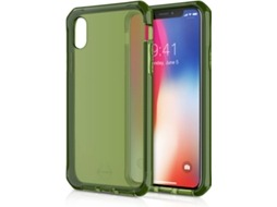 Capa ITSKINS Supreme iPhone X Verde — Compatibilidade: iPhone X