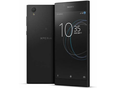 Smartphone SONY Xperia L1 16 GB Preto — Android 7.0 | 5.5'' | Quad-core 1.45 GHz | 2GB RAM