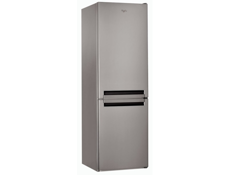 Frigorífico Combinado WHIRLPOOL Supreme BSNF 8121 OX — A+ | No Frost | Refr. 222 L Cong. 97 L