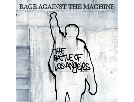 CD Rage Against The Machine -The Battle — Portuguesa