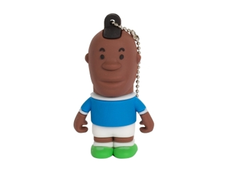 Pen USB 3D TRIBE Balotelli 4GB — 4 GB | USB 2.0