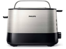 Torradeira PHILIPS  HD2637/90 (1100 W) — 1100 W