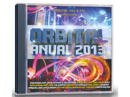 CD Vários-Orbital Anual 2013 — Pop-Rock