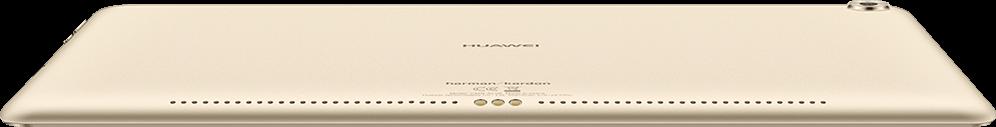 Huawei MediaPad M5 metal fuselage back