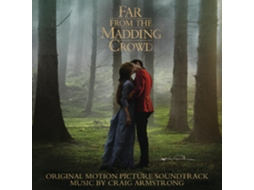 CD Banda Sonora Original far from the Madding Crowd — Clássica