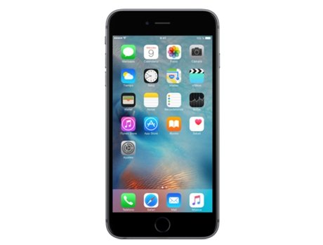 Smartphone APPLE iPhone 6s Plus 128GB Space Gray — iOS 9 / 5.5'' / 4G / Dual Core 1.84 GHz