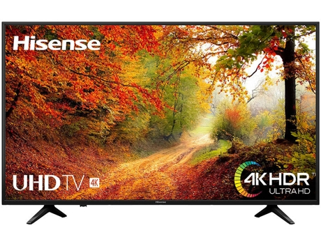 TV LED 4K Ultra HD 50'' HISENSE 50A6140 — 4K Ultra HD | 50'' | A+