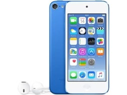 Leitor MP5 APPLE iPod Touch 128GB Azul — 128GB