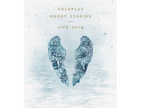 Blu-Ray + CD Coldplay - Ghost Stories Live 2014 — Pop-Rock