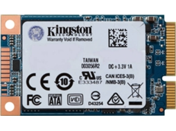 Disco Interno SSD  2.5'' KINGSTON SUV500MS — 2.5'' | 120 GB