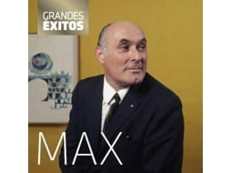 CD Max - Grandes Êxitos — Pop-Rock