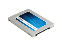 Disco Interno SSD CRUCIAL 120GB BX100 — 120 GB
