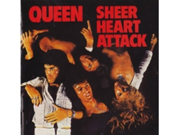 CD Queen - Sheer Heart Attack (Edição Deluxe) — Pop-Rock