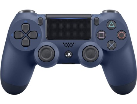 Comando PS4 Dualshock 4 Midnight Blue — PS4