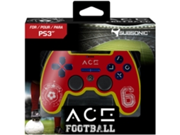 Comando SUBSONIC Ace Football Edition (Wireless) — PS3