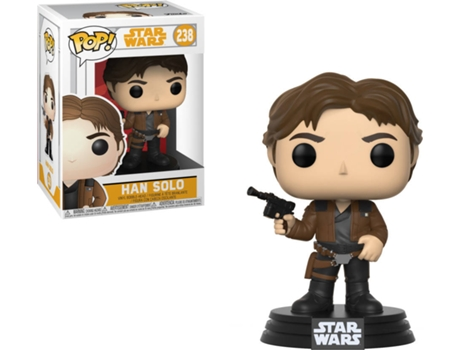 Figura Vinil FUNKO POP! Star Wars: Han Solo — Star Wars