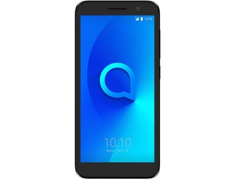 ALCATEL - Smartphone Desbloqueado NOS ALCATEL 1 (5 - 1 GB - 8 GB - Preto)